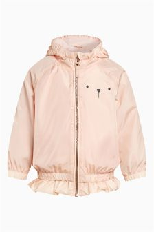Frill Cagoule (3mths-6yrs)