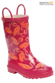 Regatta Red Minnow Welly