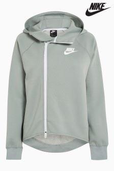 Nike Green Tech Fleece Cape