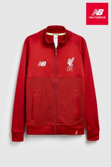 New Balance Liverpool FC Kids Pre-Match Jacket