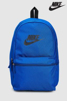 Nike Blue Heritage Backpack