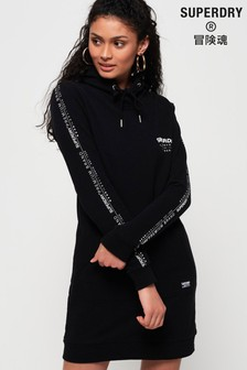 Superdry Scandi Sports Sweat Dress