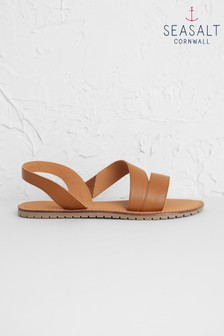 Seasalt Brown Sun Terrace Sandal