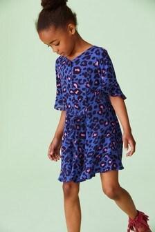 Animal Tea Dress (3-16yrs)