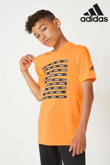 adidas 9 Stripe Training T-Shirt