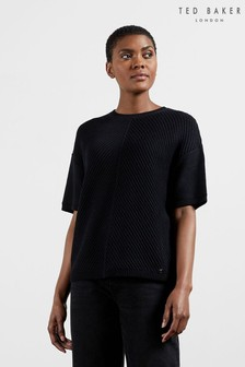 Ted Baker Roycie Easy Fit Knitted Sweater