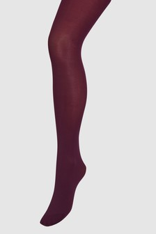 60 Denier Opaque Tights One Pack