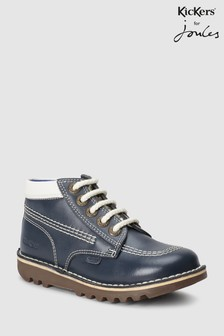 Kickers® Joules Dark Grey Kick Hi Boot