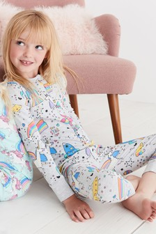 Character Print Jersey All-In-One (3-16yrs)