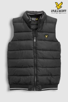 Veste Lyle & Scott sans manches