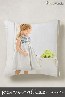 Personalised 18x18'' Canvas Photo Cushion by Photo Panda