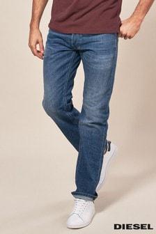 Diesel® Mid Wash 84UH Larkee Straight Fit Jean