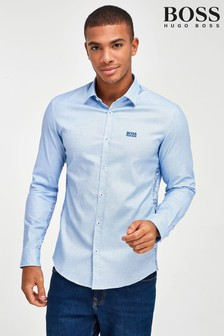 BOSS Blue Brewster Shirt