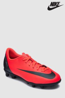 Nike Red CR7 Superfly 6 Firm Ground