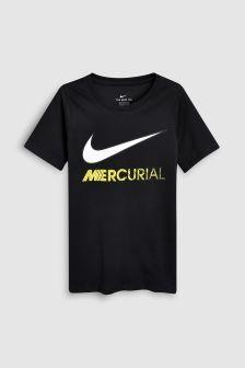 Nike Black Neymar Mercurial Tee