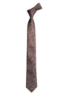 Paisley Pattern Tie