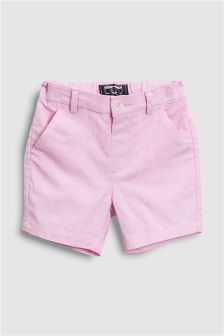 Linen Rich Shorts (3mths-6yrs)