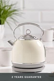 Cream Dome Kettle