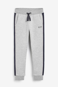 BOSS by Hugo Boss Grey Track Pant