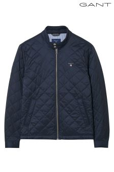 GANT Navy Quilted Windcheater