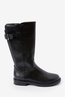 Tall Buckle Boots (Older)