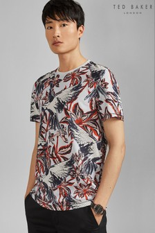 Ted Baker Blue Leaf Tee