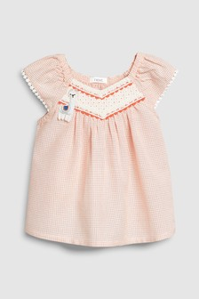 Blouse (3mths-6yrs)