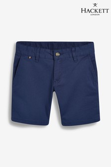 Hackett Blue Chino Short