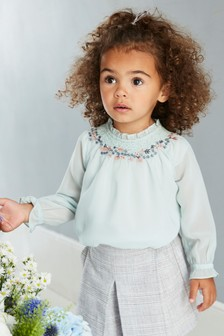 Embellished Blouse (3mths-6yrs)
