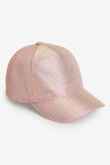 قبعة كاب براقة (الأطفال الكبار)