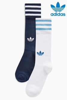 adidas Originals Blue Sock  2 Pack