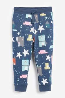 All Over Print Joggers (3mths-7yrs)