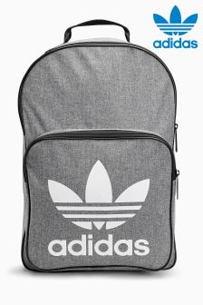 adidas Originals Black Marl Trefoil Bag