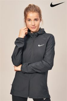 Nike Black Essential Run Jacket