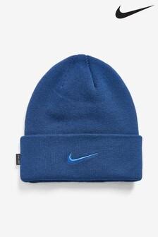Nike Blue Beanie