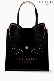 Ted Baker Zazicon Black Cat Icon Bag