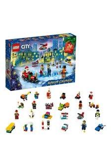 LEGO® Multi City Advent Calendar