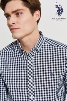 U.S. Polo Assn. Gingham Shirt