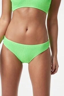 High Leg Bikini Briefs