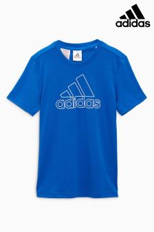 adidas Blue Prime Outline Tee