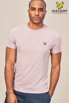 Lyle & Scott Sport Pink Martin T-Shirt