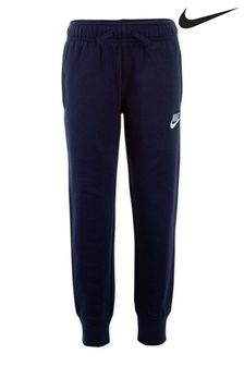 Nike Little Kids Navy Fleece Joggers