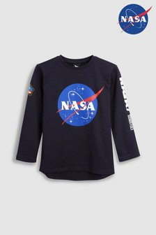 NASA Langarmshirt (3-16yrs)