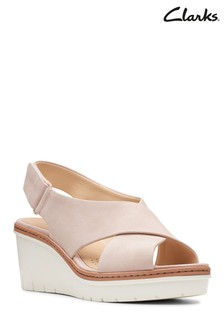 c3039bc7d54f Buy Women s footwear Footwear Nude Nude Sandals Sandals Clarks ...