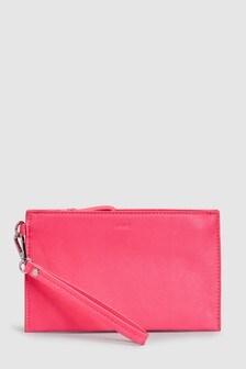 Neon Clutch Bag