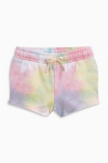 Tie Dye Shorts (3-16yrs)