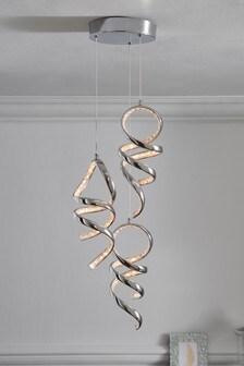 Cara LED 3 Cluster Pendant