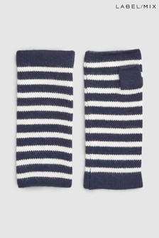 Mix/Somerville Breton Stripe Wrist Warmer