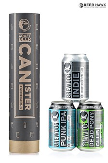 Beer Hawk BrewDog Canister