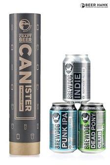 Beer Hawk BrewDog Canister